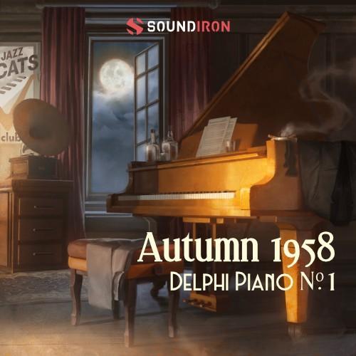 Delphi Piano: Autumn 1958