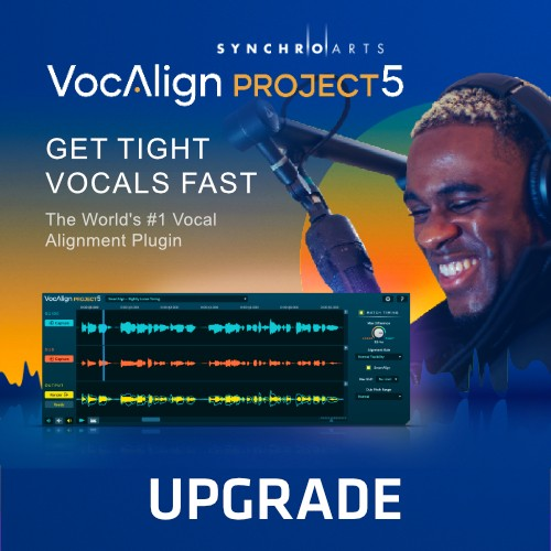 VocALign Project 5 Upgrade