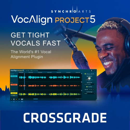 VocALign Project 5 Crossgrade