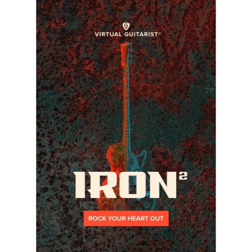 Virtual Guitarist Iron 2