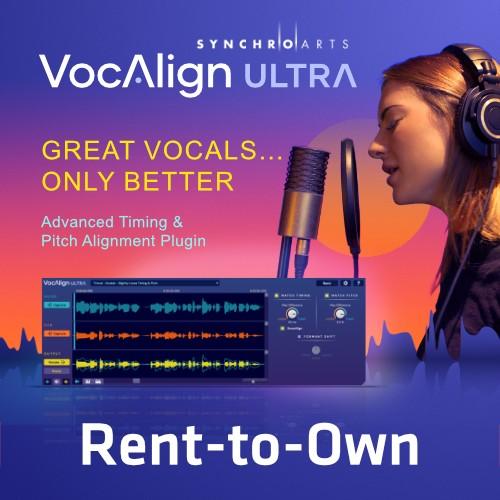 VocALign Ultra Rental
