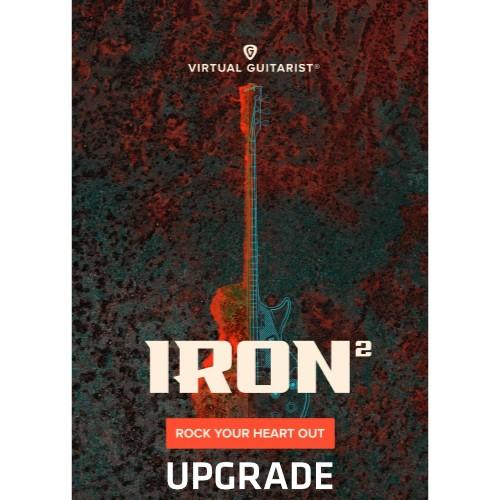 Virtual Guitarist Iron 2 Upgrade