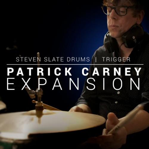 Patrick Carney Expansion for Trigger & SSD5