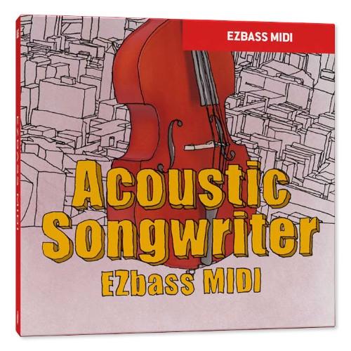 EZbass MIDI Acoustic Songwriter