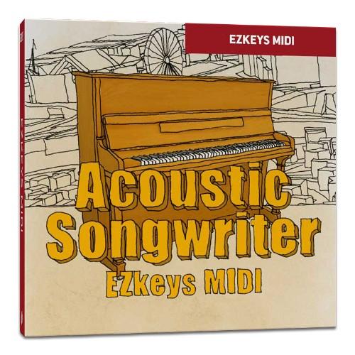 EZkeys MIDI Acoustic Songwriter