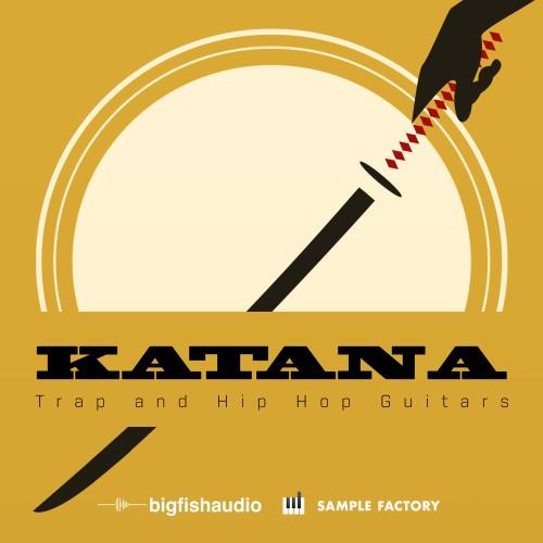Katana: Trap and Hip Hop Guitars