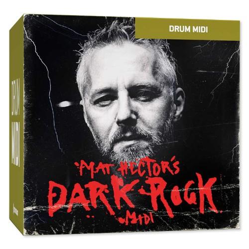 Drum MIDI Dark Rock