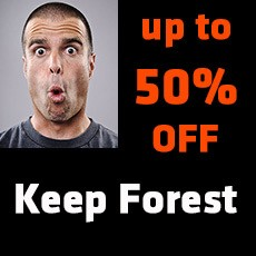 Keep Forest up to 50% OFF