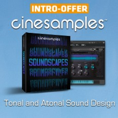 Cinesamples: Soundscapes Intro Offer