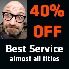 Best Service - 40% OFF