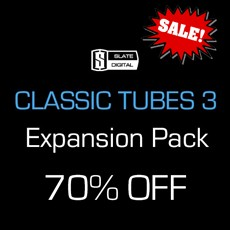 Slate Digital 70% OFF CT3 Expansion Pack