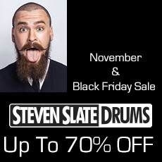 Steven Slate Drums - November Sale