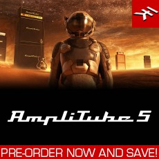 IK Multimedia - AmpliTube 5 Pre-Order Sale