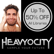 Heavyocity Thanksgiving Sale - Up To 50% Off