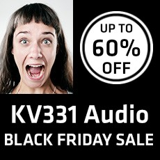 KV331 Audio Sale - up to 60% OFF
