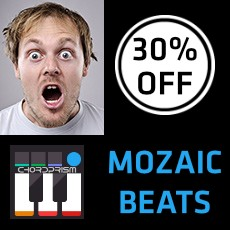 Mozaic Beats - ChordPrism - 30% OFF
