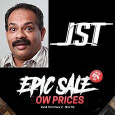 JST Sale - Up to 83% OFF