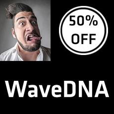 WaveDNA - 50% OFF