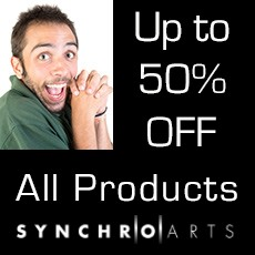 Synchro Arts - Up to 50% OFF Revoice Pro