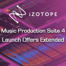 iZotope - Music Production Suite 4 - Extended