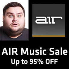 AIR Music - Up to 95% OFF