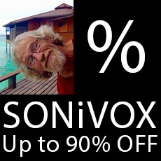 SONiVOX - Up to 90% OFF
