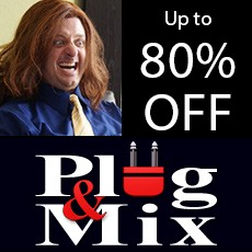 Plug and Mix - Up to 80% OFF