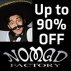 Nomad Factory - Up to 90% OFF