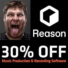 Reason Studios - 30% OFF