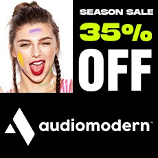 Audiomodern - Season Sale - 35% OFF