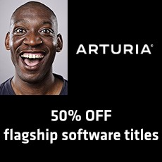 Arturia - 50% OFF