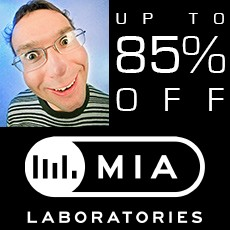 MIA Laboratories - Up to 85% OFF