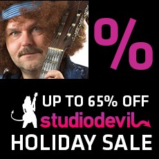Studio Devil - Holiday Sale - Up to 65% OFF