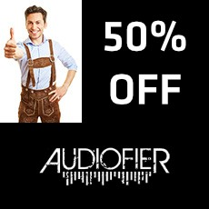 Audiofier - 50% OFF