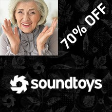 Soundtoys - 70% OFF