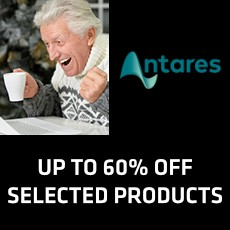 Antares - Up to 60% OFF