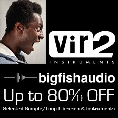Big Fish Audio - Black Friday Sale - Up to 80% OFF