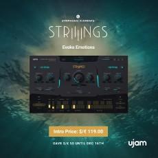 Ujam - STRIIIINGS - Pre-Order-Sale