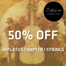 Strezov - 50% OFF Afflatus Chapter | Strings