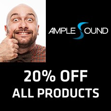 Ample Sound - 20% OFF