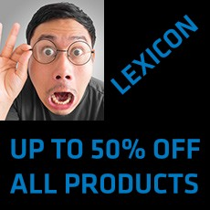 Lexicon - Up to 50% OFF