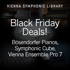 Vienna Symphonic Library - Black Friday Deals