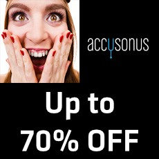 Accusonus - Up to 70% OFF
