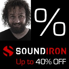 Soundiron - Up to 40% OFF