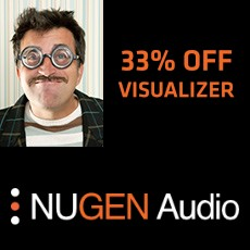 Nugen Audio - 50% OFF Visualizer