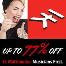 IK Multimedia - Up to 77% Off