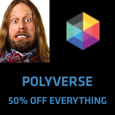 Polyverse - 50% OFF