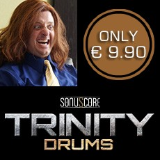 Sonuscore - Trinity Drums On Sale