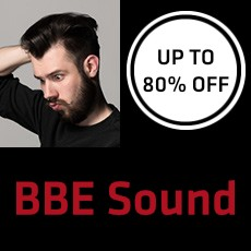 BBE Sound - Up to 80% OFF