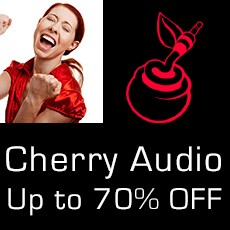 Cherry Audio - Holiday Sale